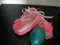 """pantofiori bebe """"fantezie"""""""