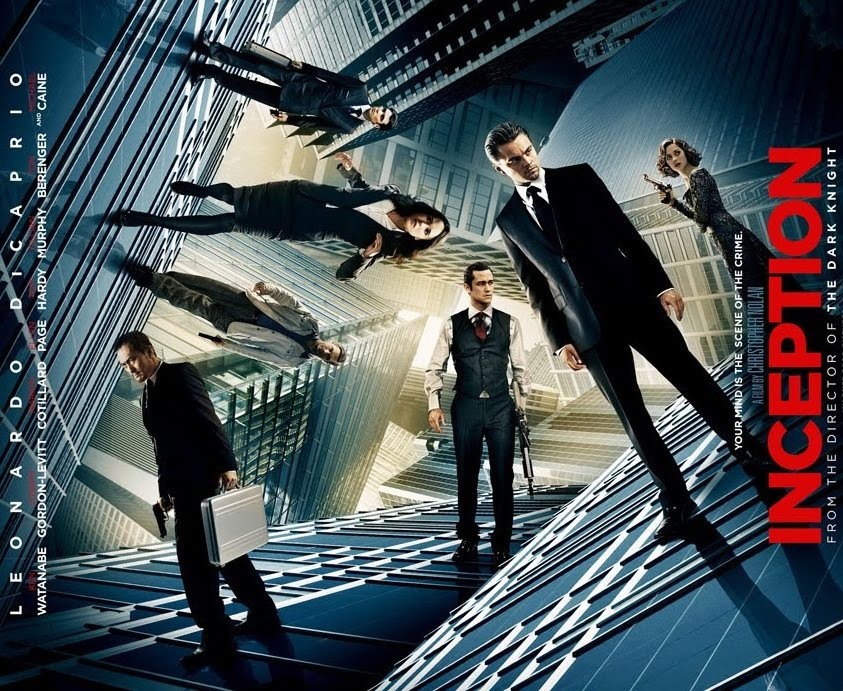 essay on the film inception