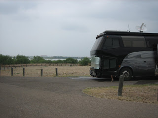 Site 308 Lake Casa Blanca International State Park campground