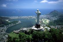 2) Christ the Redeemer Rio de Janeiro, Brazil