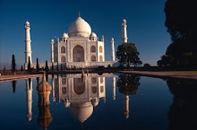 7) Taj Mahal, Agra, India