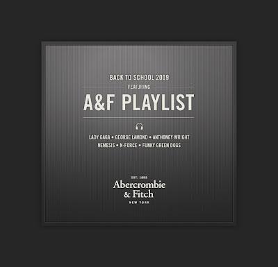 Abercrombie Fitch Playlist