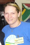 Ward 5 Branch Committee Chairperson, Christina Engela