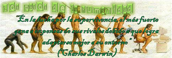 Los pasos de la humanidad