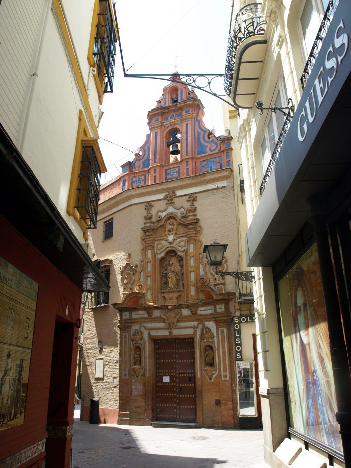 Capilla San Jose Sevilla