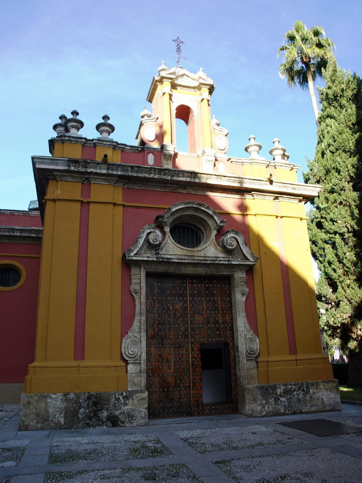 Sevilla daily photo la c rcel de la fabrica de tabacos for La fabrica del mueble sevilla