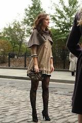 Blair Waldorf , un modèle .