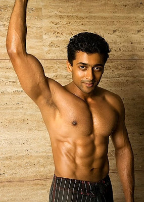 U n me makes we surya the first kollywood actor to get six packs watch his workout video altavistaventures Choice Image