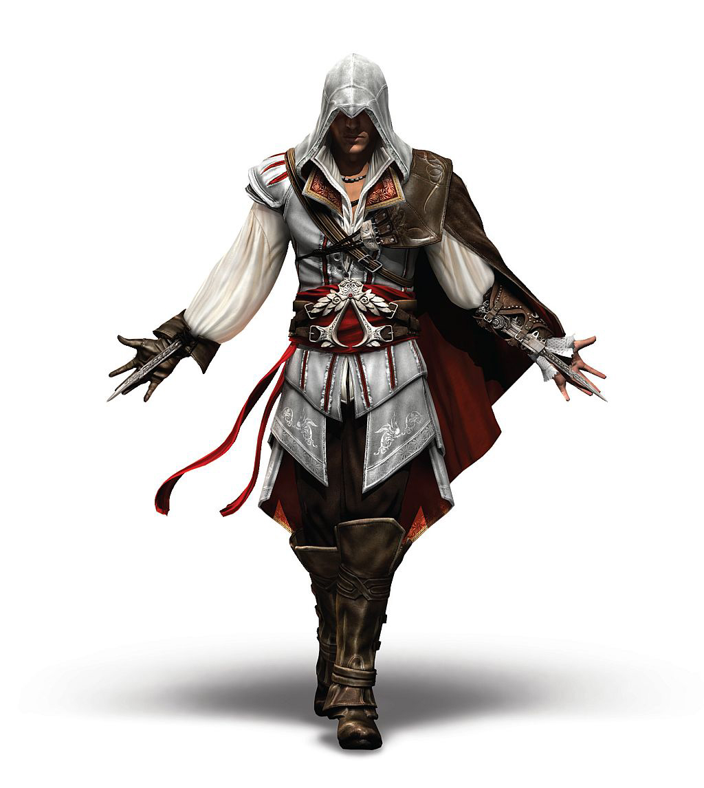 Like Htman, Assassins creed