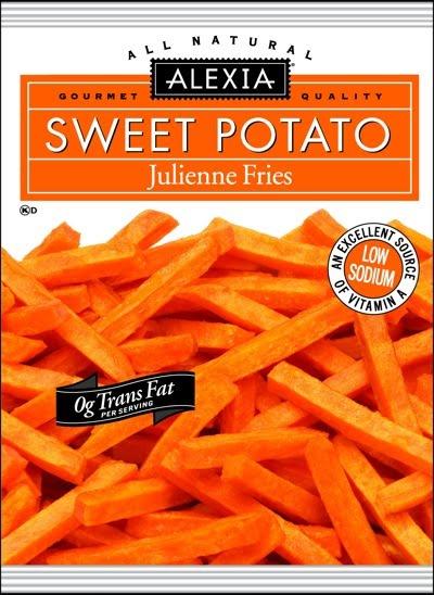 alexa sweet potato fries