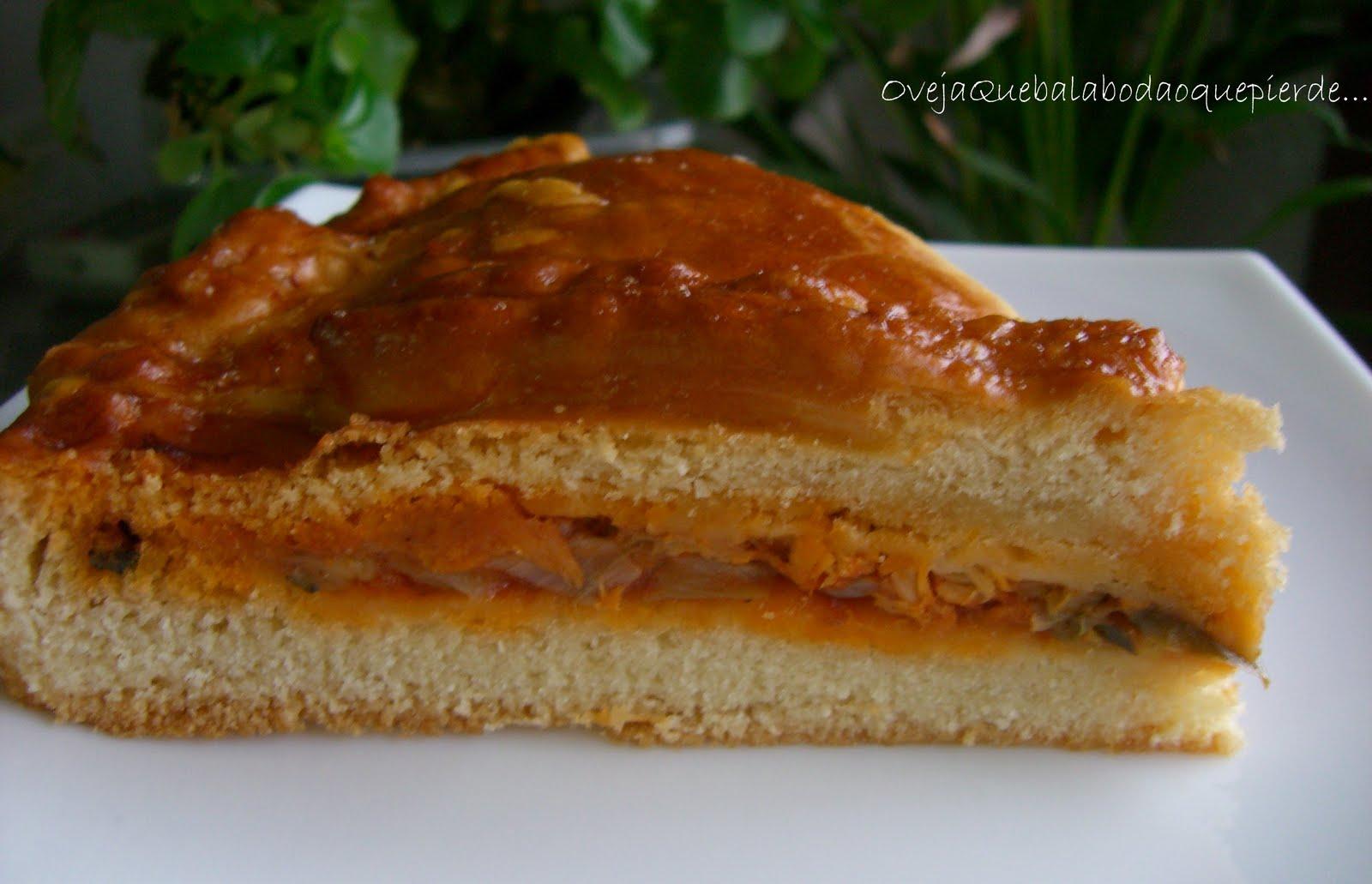 Ovejaquebalabocadoquepierde Empanada Con Masa De Pan La Cocina De