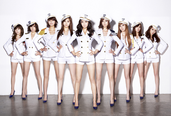 Girls Generation desktop