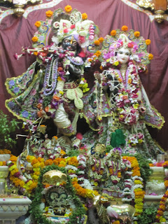Radhe Syam at Krishna Balarama Mandir
