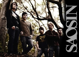 Saosin Will be a Concert in Indonesia