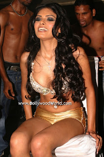 "Sherlyn Chopra At The Release Of Her New Album ""dard E Sherlyn"""