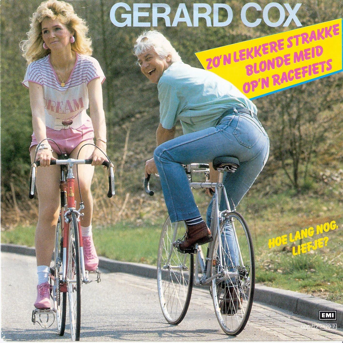 7 inch mania gerard cox zo 39 n lekkere strakke blonde meid op een racefiets - Een mooie kamer van een mooie meid ...