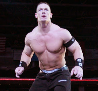 Raw superstar John Cena lovely photo
