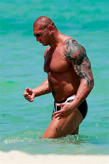 Raw Superstar Batista