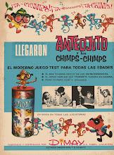 Los Chimps-Chimps de Anteojito