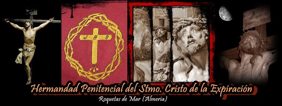 HERMANDAD P. SANTISIMO CRISTO DE LA EXPIRACION DE ROQUETAS DE MAR