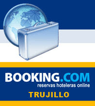 Reserva en Trujillo con Booking