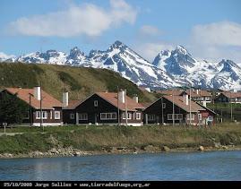 Ushuaia, mi lugar de nacimiento