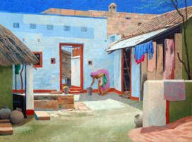 Rural Glimpses of the Blue City(Jodhpur)