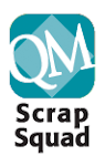 Scrap Squad Badge