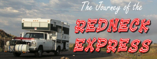 The Journey of the Redneck Express