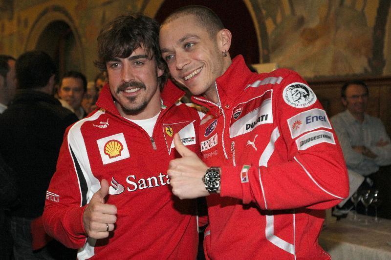 valentino rossi ducati. Valentino Rossi in Ducati da