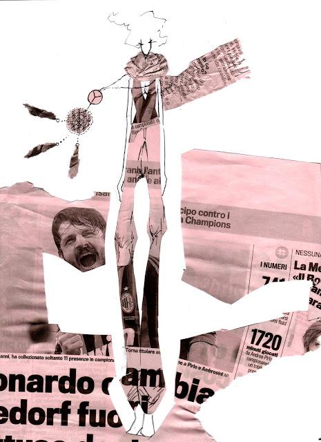 Newspaperwork: Gazzetta dello Sport - Milan