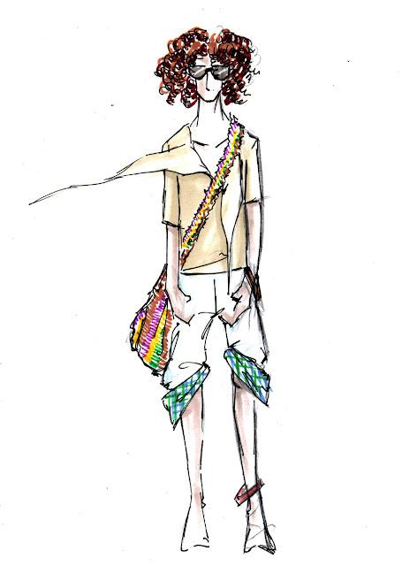 Men Fashion Sketch Part 2