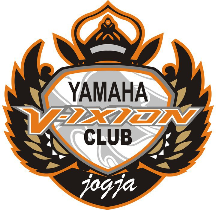 yamaha vixion club surabaya logo yvci di pulau jawa bali