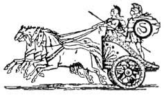 Roman Chariots Drawings Vietnam Map Coloring P...