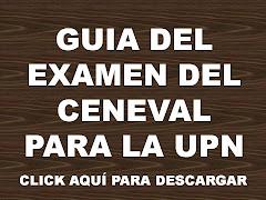 GUIA DE EXAMEN UPN