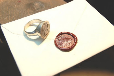And Check Out Their How To On Using Sealing Wax With These Rings Here
