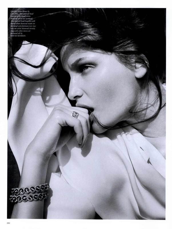 Laetitia Casta Fashion Spot pic