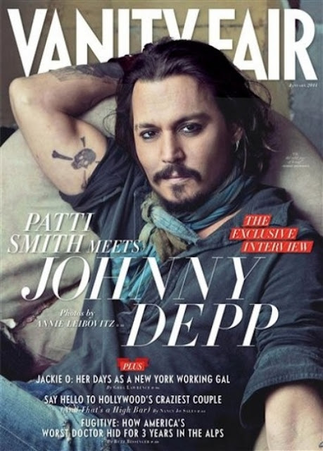 amy adams vanity fair cover. Johnny Depp Vanity Fair Cover