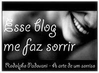 Selo do blog 'Flor da Vida'...
