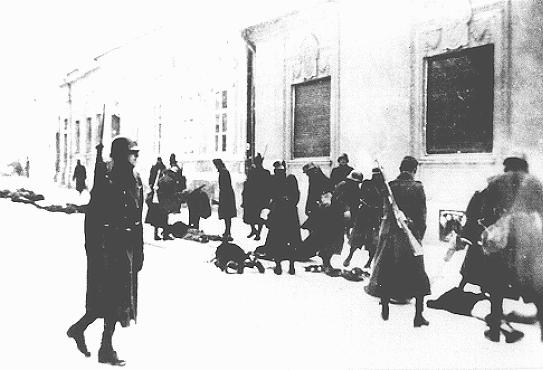 an analysis of mass murder of jews The holocaust was one of the most brutal episodes in world history  most  people drew the line at mass murder, but relatively few could be.