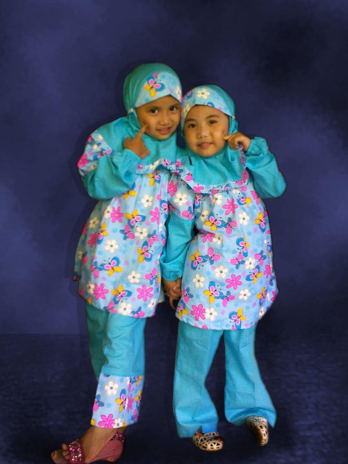 Baju Anak Biru Muda (BAM-001)