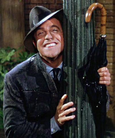 (Singin' in the Rain)!
