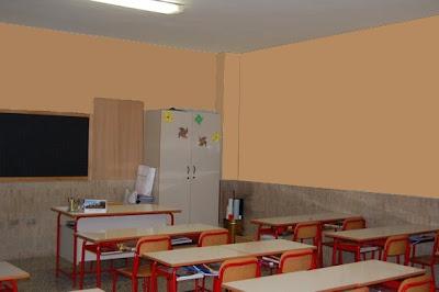 Colori a scuola immagini modificate for Scuola arredatore d interni