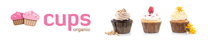 Cups Organic Cupcakes