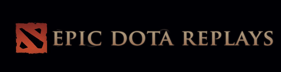 Epic DotA Replays