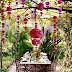 DIY Pom Pom or Floral Sphere Decoration.