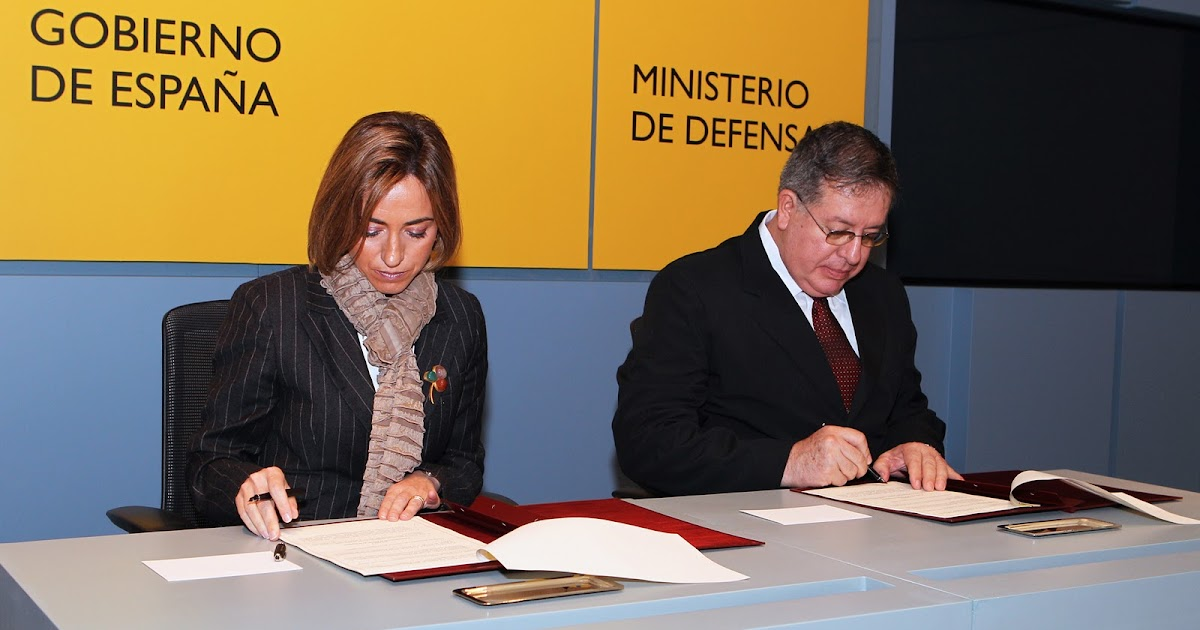 Camino al paraguay espa a y paraguay firman un acuerdo de for Ministros de espana