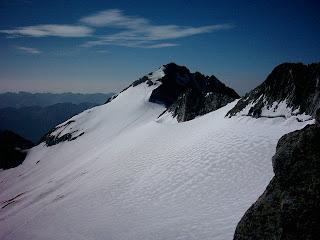 Pico Aneto desde la Maladeta (2004)