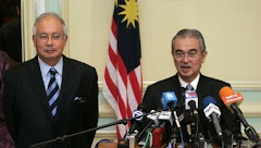 Najib dan Pak Lah