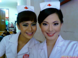 sexy nurse Gadis Cantik Hot